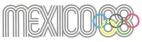 Эмблема Игр XIX Олимпиады, Мехико-68
